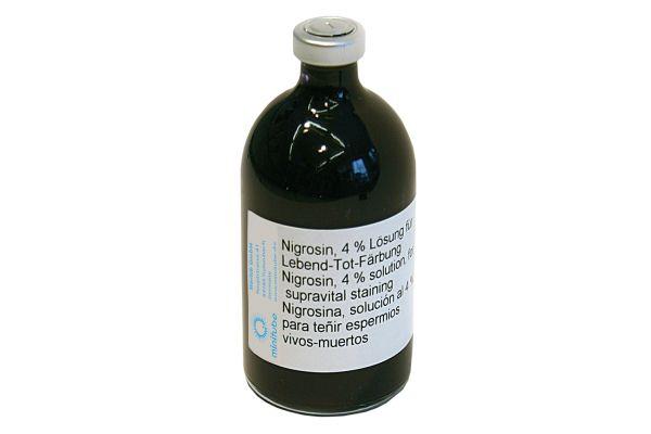 20012 nigrosin 4procent 50ml levend en dood kleuring 154050029