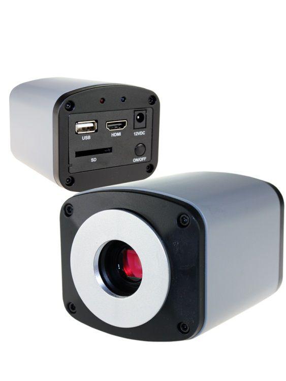 50033 hd lite kleurencamera incl adapter euromex vc3031