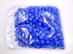 Blue screwcaps centrifugetubes 13ml per 500pcs.