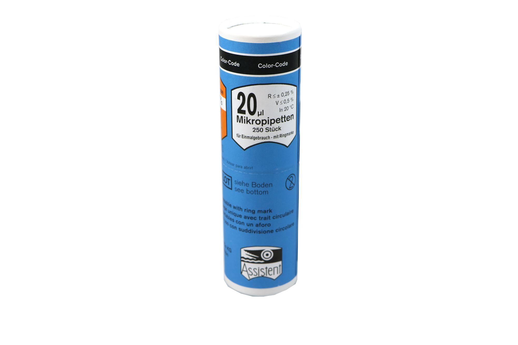 mt hard glass capillary 50 microliter 250 package