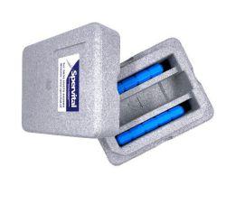 Sperma Versandbox inkl. 2 Kühlakkus