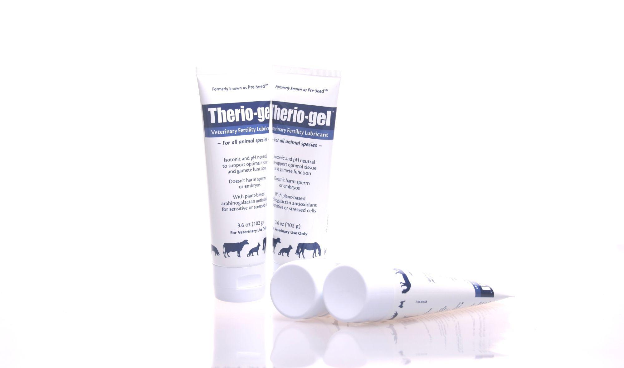 therio gel spermafreundlichen gleitmittel