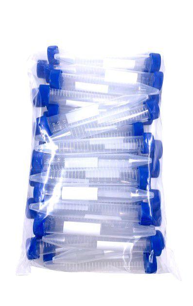 zentrifugerrchen 15ml mit konischen boden und gradierung 50 pro beutel