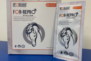 Foran Equine Fertility Support available at Spervital